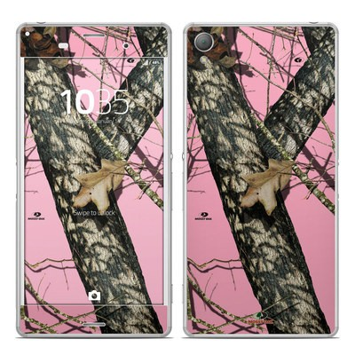 Sony Xperia Z3 Skin - Break-Up Pink