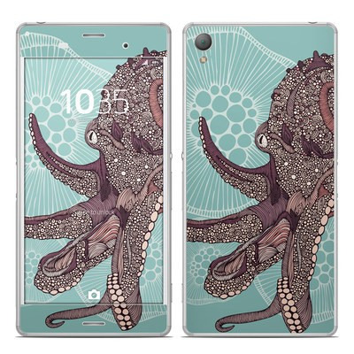 Sony Xperia Z3 Skin - Octopus Bloom
