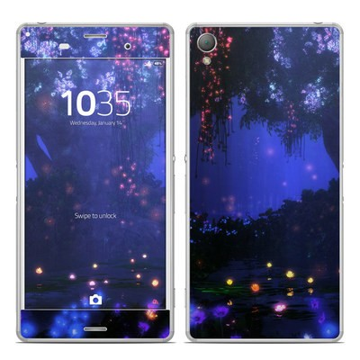Sony Xperia Z3 Skin - Satori Night