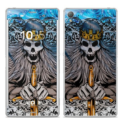 Sony Xperia Z3 Skin - Skeleton King