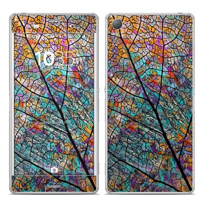 Sony Xperia Z3 Skin - Stained Aspen