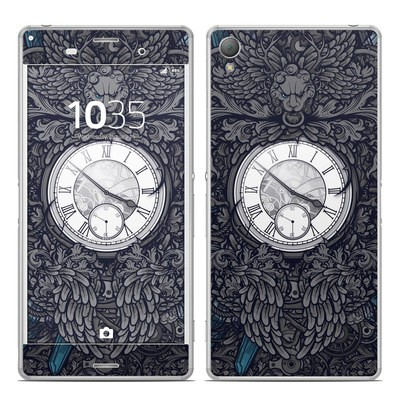 Sony Xperia Z3 Skin - Time Travel