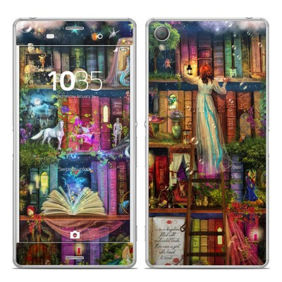 Sony Xperia Z3 Skin - Treasure Hunt