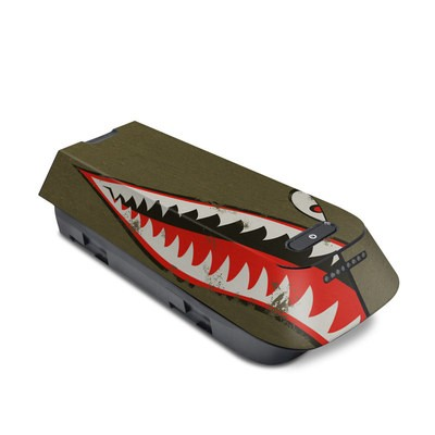 3DR Solo Battery Skin - USAF Shark