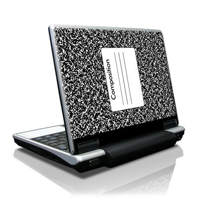 Toshiba NB100 Skin - Composition Notebook