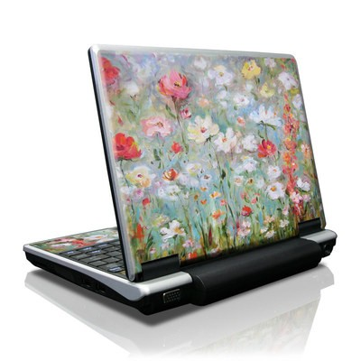 Toshiba NB100 Skin - Flower Blooms