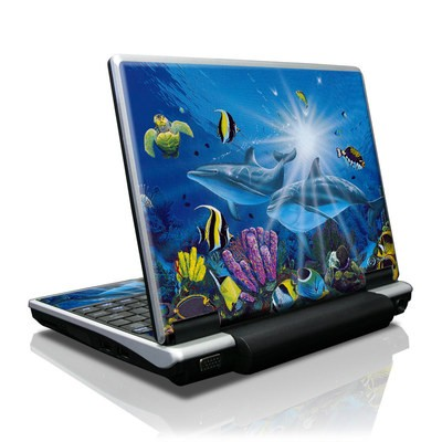 Toshiba NB100 Skin - Ocean Friends
