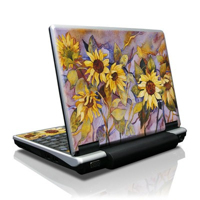Toshiba NB100 Skin - Sunflower
