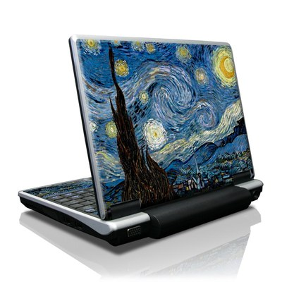 Toshiba NB100 Skin - Starry Night