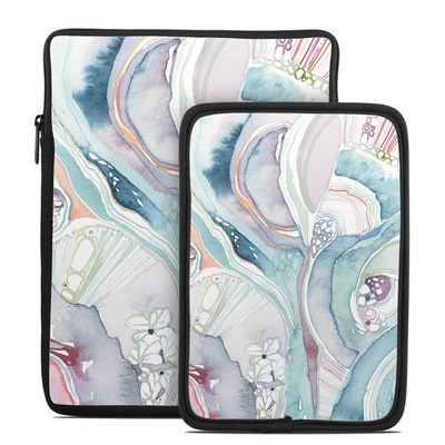 Tablet Sleeve - Abstract Organic
