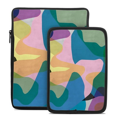 Tablet Sleeve - Abstract Camo