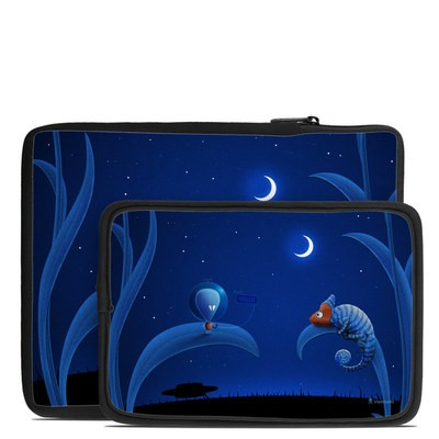 Tablet Sleeve - Alien and Chameleon
