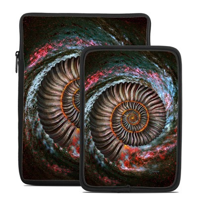 Tablet Sleeve - Ammonite Galaxy