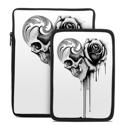 Tablet Sleeve - Amour Noir