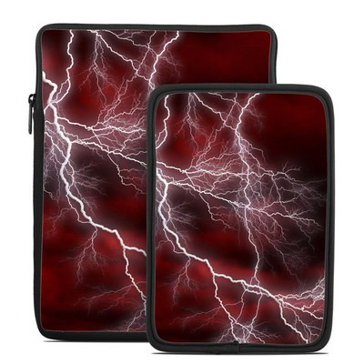 Tablet Sleeve - Apocalypse Red