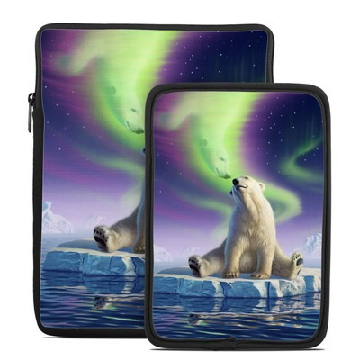 Tablet Sleeve - Arctic Kiss