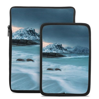 Tablet Sleeve - Arctic Ocean