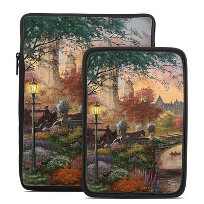 Tablet Sleeve - Autumn in New York