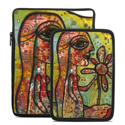 Tablet Sleeve - A Walk