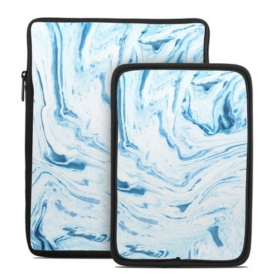 Tablet Sleeve - Azul Marble