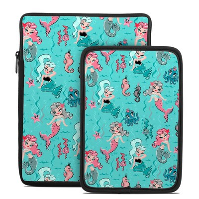 Tablet Sleeve - Babydoll Mermaids