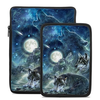 Tablet Sleeve - Bark At The Moon