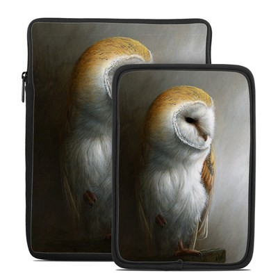 Tablet Sleeve - Barn Owl