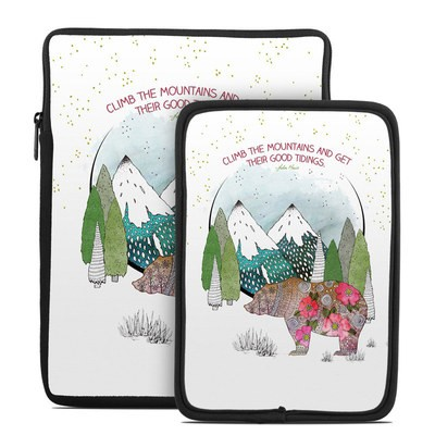 Tablet Sleeve - Bear Mountain