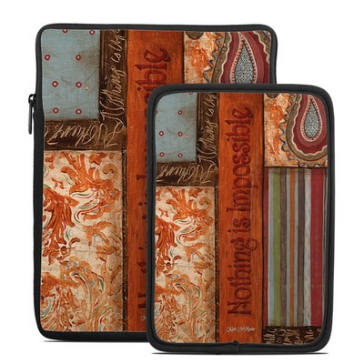 Tablet Sleeve - Be Inspired