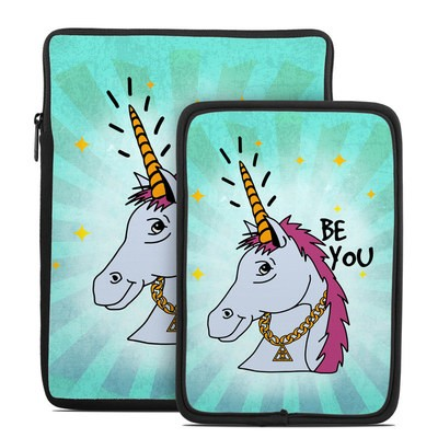Tablet Sleeve - Be You Unicorn