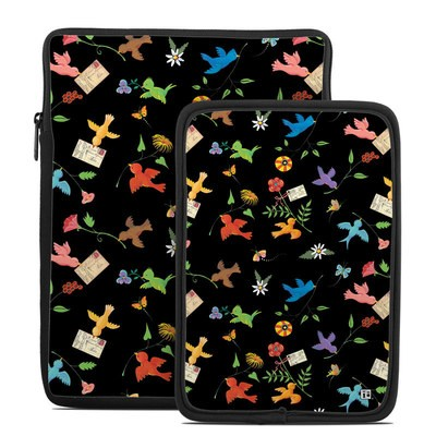 Tablet Sleeve - Birds