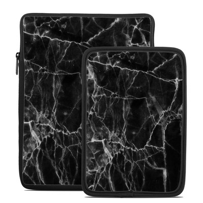 Tablet Sleeve - Black Marble