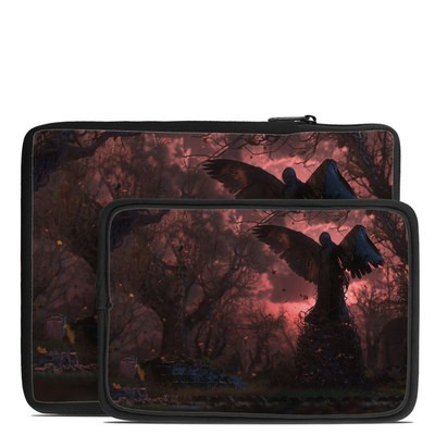 Tablet Sleeve - Black Angel