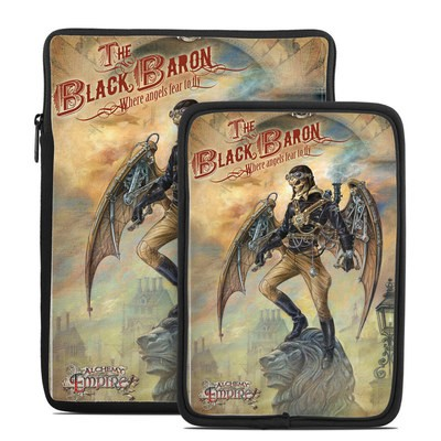 Tablet Sleeve - The Black Baron