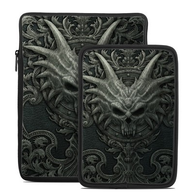 Tablet Sleeve - Black Book