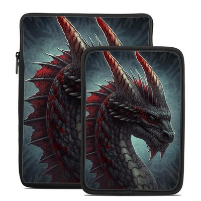 Tablet Sleeve - Black Dragon