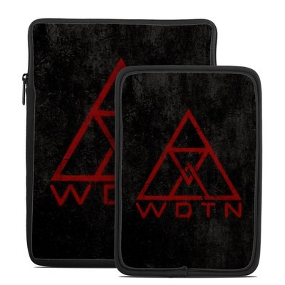 Tablet Sleeve - Black Stone