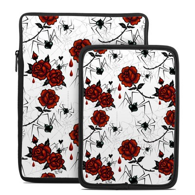 Tablet Sleeve - Black Widows