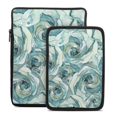 Tablet Sleeve - Bloom Beautiful Rose