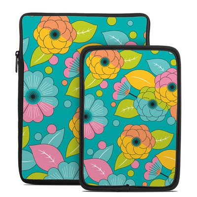 Tablet Sleeve - Blossoms