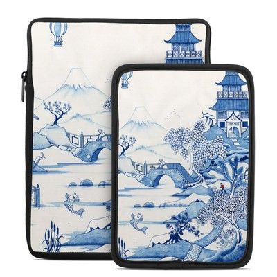 Tablet Sleeve - Blue Willow