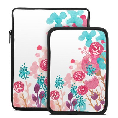 Tablet Sleeve - Blush Blossoms