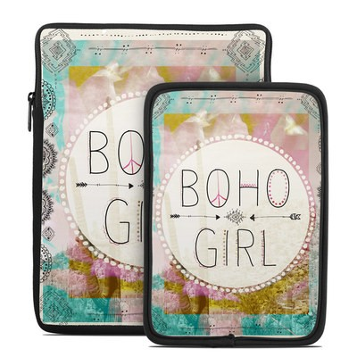 Tablet Sleeve - Boho Girl