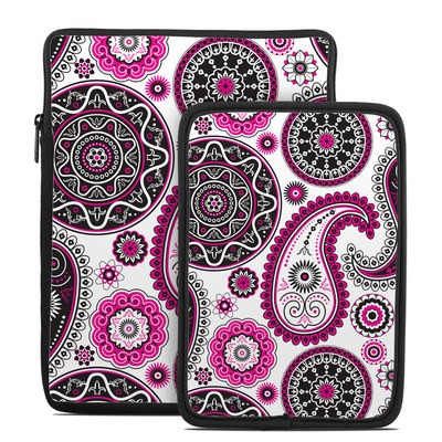 Tablet Sleeve - Boho Girl Paisley
