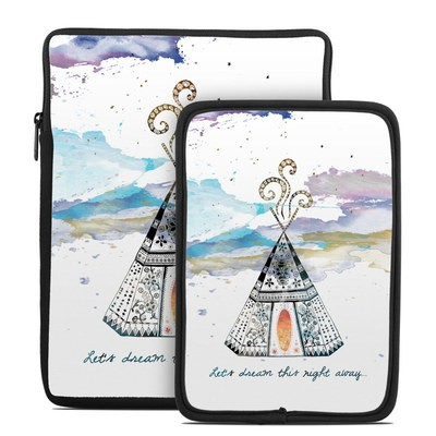 Tablet Sleeve - Boho Teepee