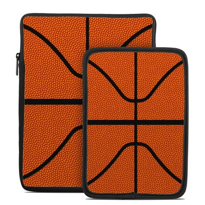 Tablet Sleeve - Basketball
