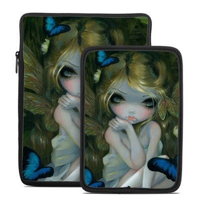 Tablet Sleeve - Butterfly Lily