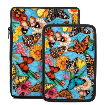 Tablet Sleeve - Butterfly Land