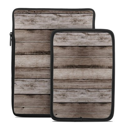 Tablet Sleeve - Barn Wood