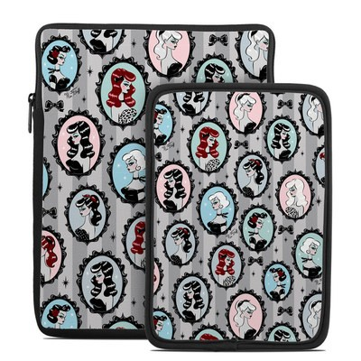 Tablet Sleeve - Cameo Dolls